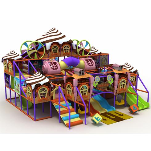 淘嘻乐儿童乐园-糖果城堡