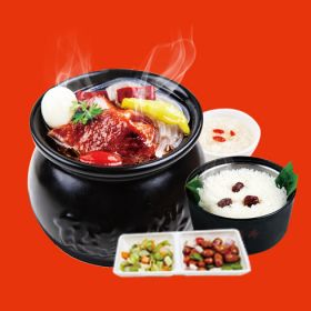瓦罐香沸小吃快餐-快餐套餐