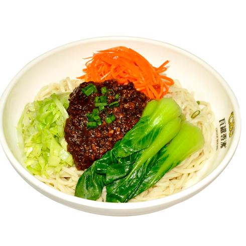瓦罐香沸小吃快餐-老北京炸酱面