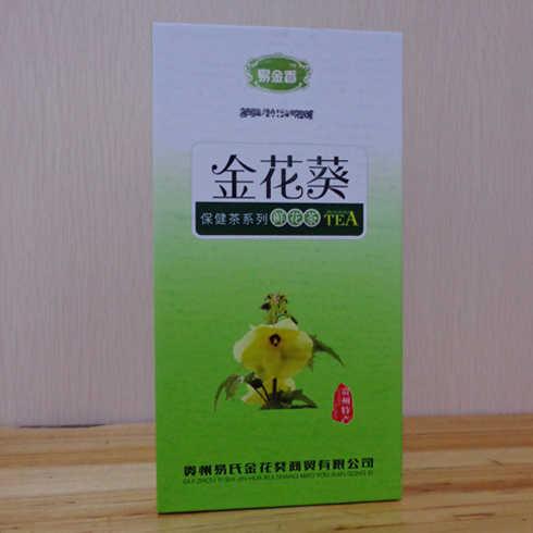 易金香金花葵条盒花茶
