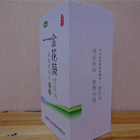 易金香金花葵条盒绿茶