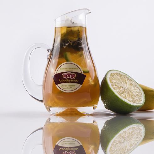可爱雪茶饮