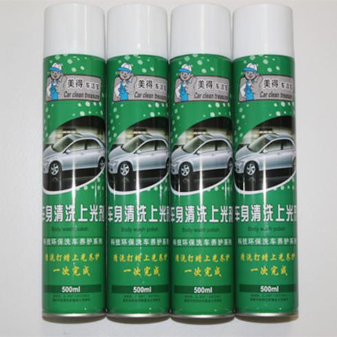 车身清洗上光剂