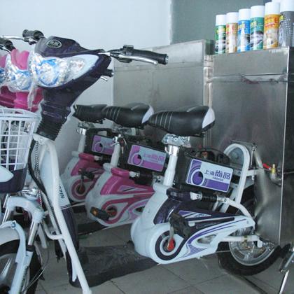 电动洗车机