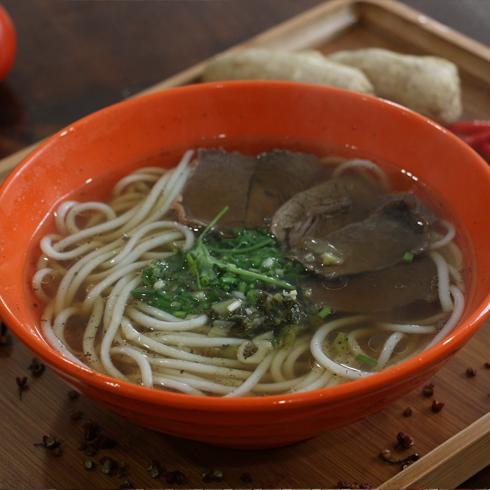 嘉和牛汤面-清炖牛肉粉