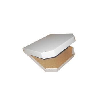 食品包装盒 白色披萨饼包装盒 厂家直销各种折叠纸盒 包装盒批发