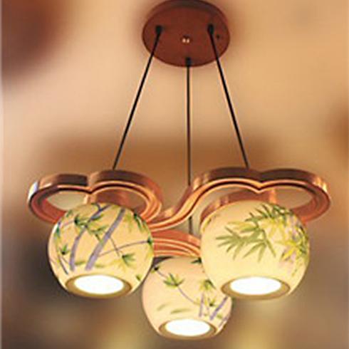 艺美生活灯饰-陶瓷灯饰