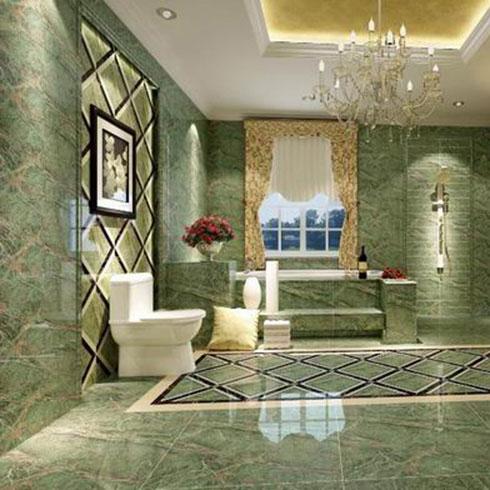 新奇特快养生墙艺-4D瓷砖系列