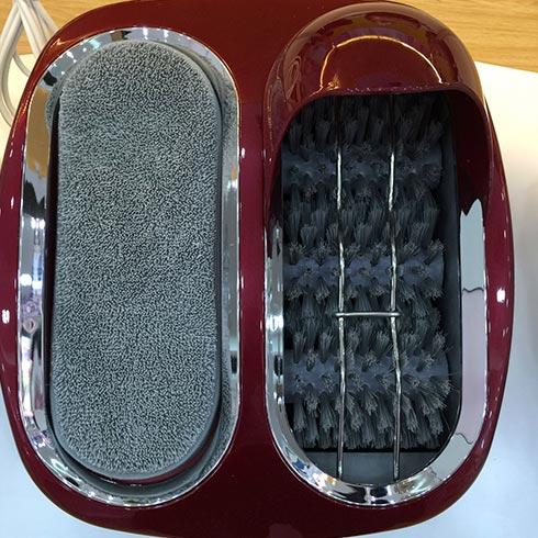 尘立洁智能鞋底清洁机-家居用品