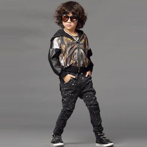麦勒酷童装-个性男童装