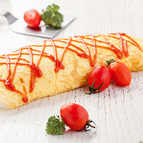 谷喜农韩国料理-蛋包饭