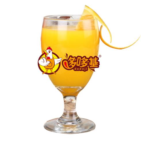 哆哆基橙汁