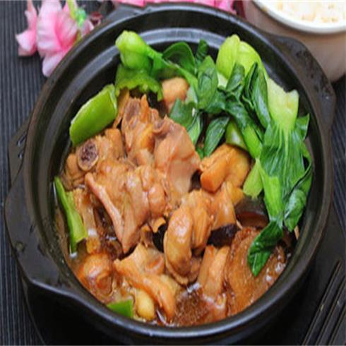 鸡米饭快餐