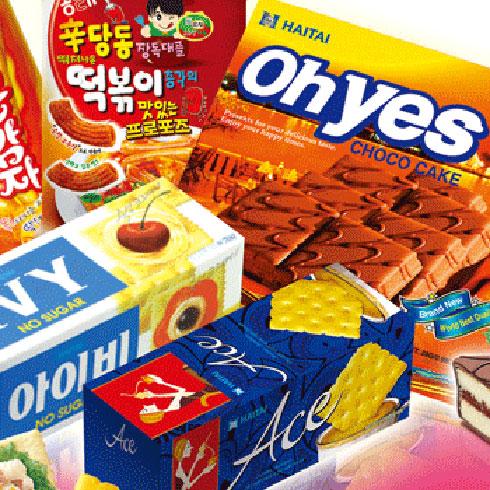 GAG STORY 韩国便利店-休闲食品