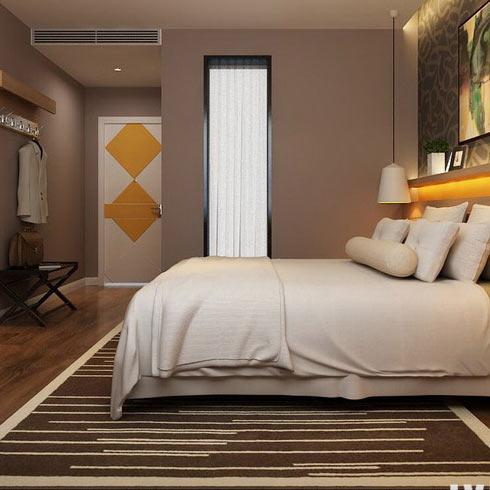 悦思途互联网连锁酒店客房