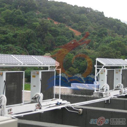 建新型太阳能电池板