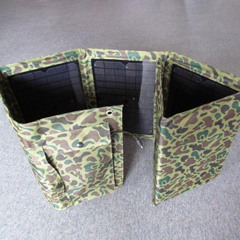和平阳光太阳能发电-太阳能移动充电包