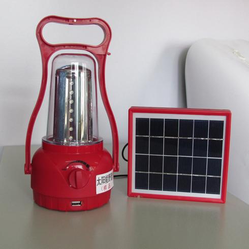 和平阳光太阳能发电-太阳能野营灯