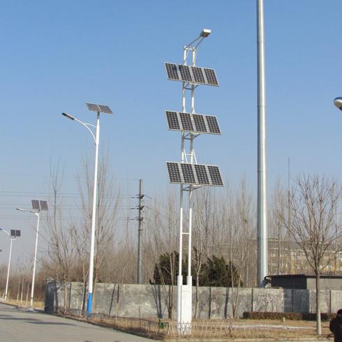 和平阳光太阳能发电-太阳能路灯