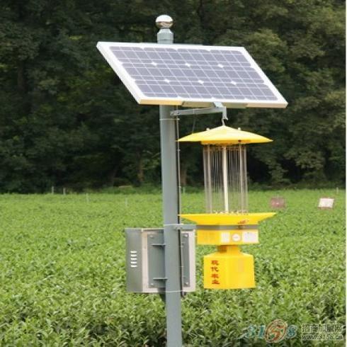 和平阳光太阳能发电-太阳能诱虫灯