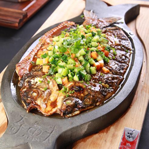 奇鱼夫烤鱼-酱香烤鱼