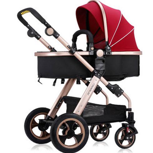 哈尼宝贝母婴生活馆-婴儿车