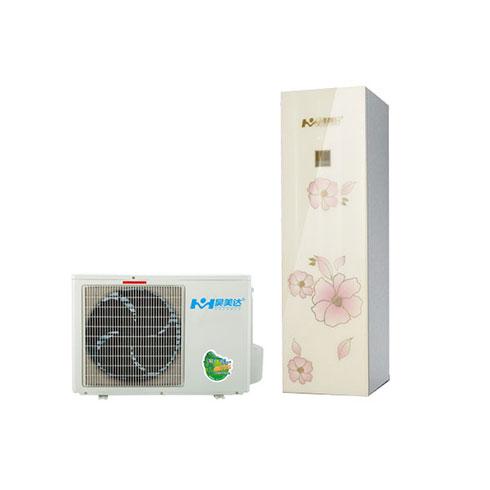 空气能热水器方形机