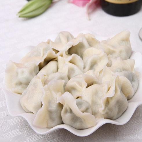 围裙妈妈特色水饺