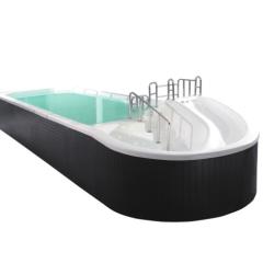 鱼乐贝贝婴儿游泳馆-大型游泳池