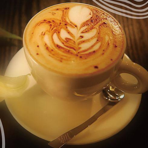 大口九咖啡