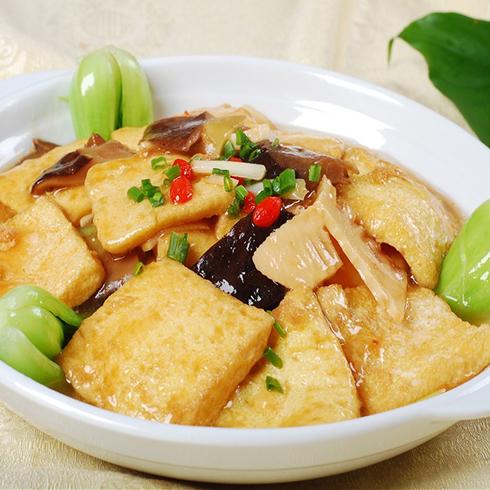 憨豆福豆腐机-豆腐