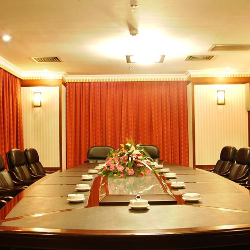 田园大酒店-小会议室