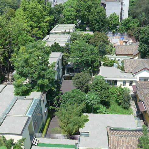 易绿谷屋顶绿化