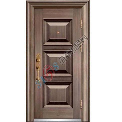 真铜门LD-001