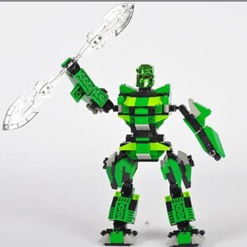 巧手丫儿童玩具-机器人