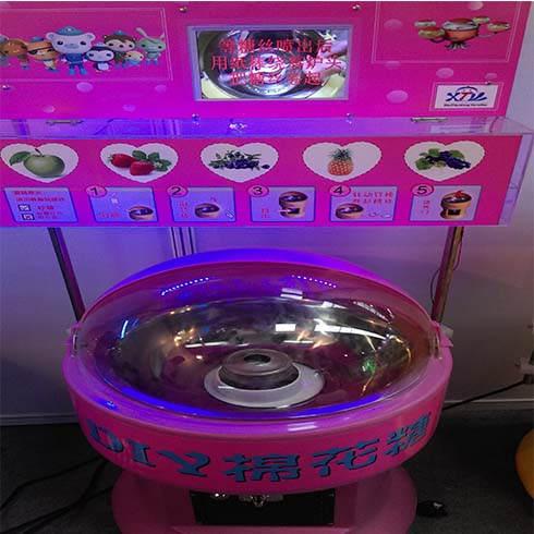 小天王棉花糖机