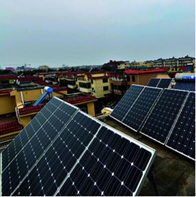 亿清佳华太阳能-屋顶发电