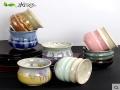 水百合陶瓷工艺品