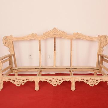 沙发三件套欧式沙发白茬