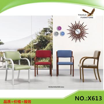 日韩简约桉木会议椅 北欧宜家风格经典培训椅