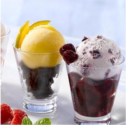 可米冰淇淋-树莓雪冰