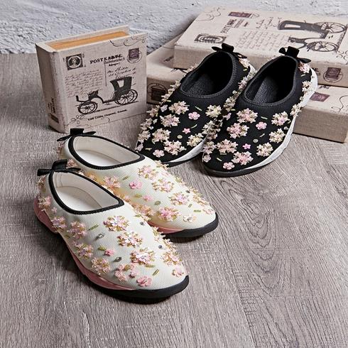 木林森女士休闲鞋