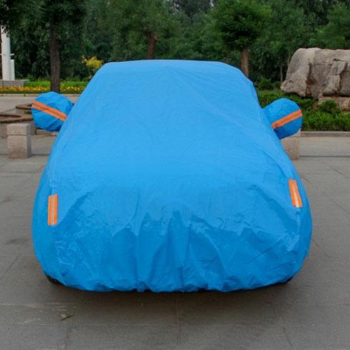 卡沃尔智能车衣-智能车衣