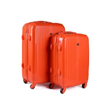 高档优质pt拉杆箱万向轮时尚手绘图案学生行李箱登机托运旅行箱