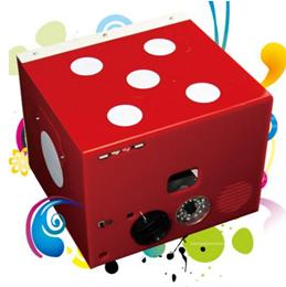 魔力星3D全屏娱乐机-3D全屏多点机