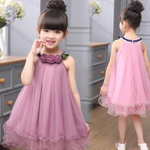 小美孩童装-蓬蓬裙