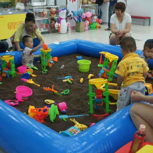 爱儿乐儿童乐园玩具