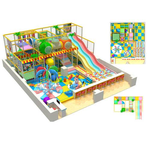 爱儿乐儿童乐园方案