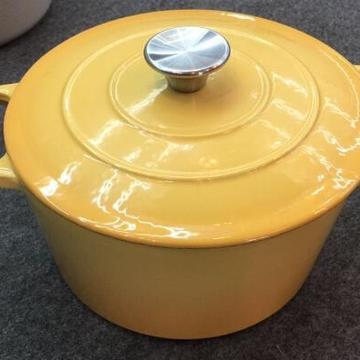 双立人厨具供应铸铁搪瓷锅 铸铁珐琅锅 各种规格铸铁炊具