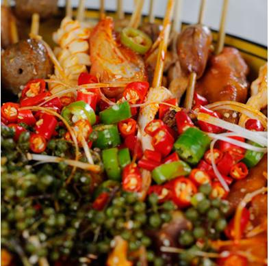 香香宫煮麻辣烫-传统钵钵鸡